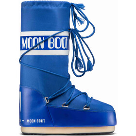 Moon Boot Nylon Boots electric blue